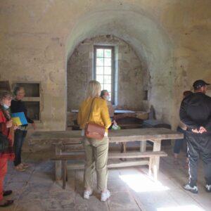 Visite du Château Meauce pour les DAQ 2.0